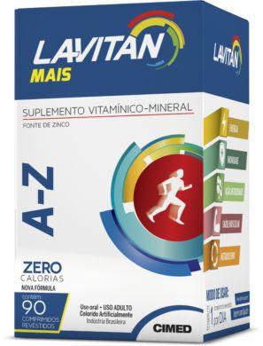 LAVITAN MAIS A-Z C/90CPS CIMED