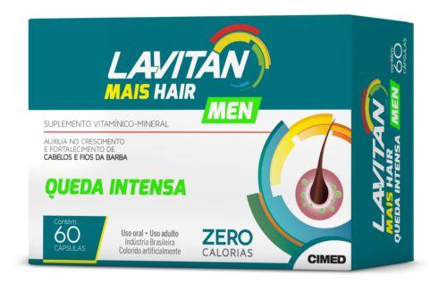 LAVITAN HAIR C/60 CPS