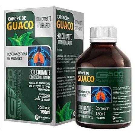 XAROPE DE GUACO 150ML G500