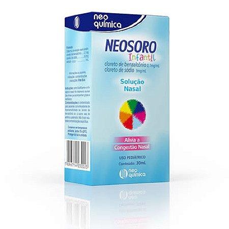 NEOSORO INFANTIL 30ML