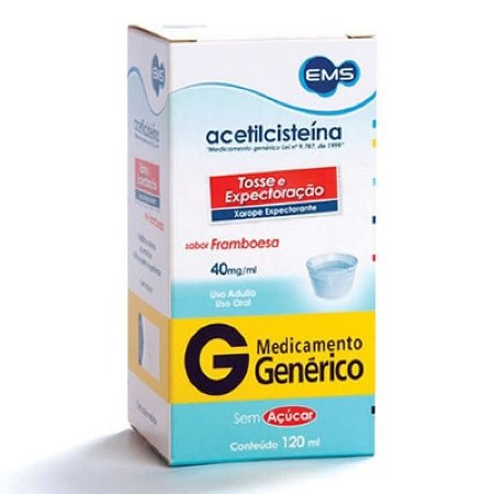 ACETILCISTEÍNA ADULTO 120ML