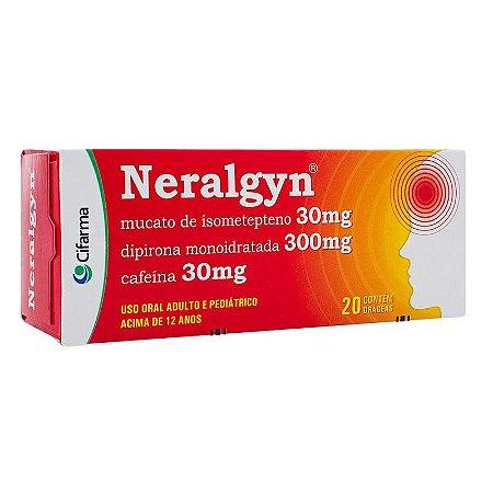 NERALGYN 20 COMP CIFARMA