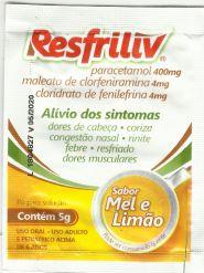 RESFRILIV CHÁ 5G