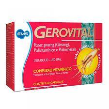 GEROVITAL C/60 CPS