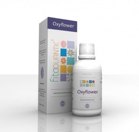 Oxyflower (Sublingual) - Fisioquântic