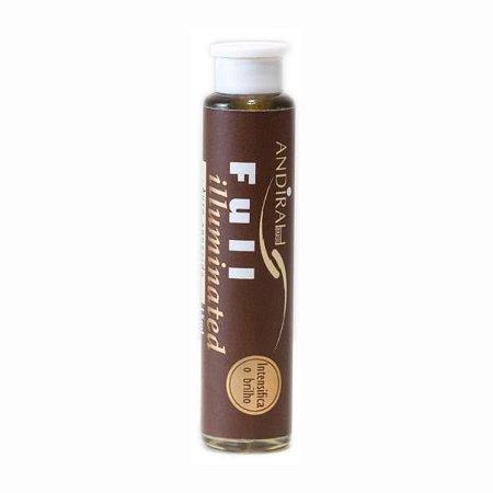 Ampola para Cabelo Fraco e Quebradiço - Vitamina para Cabelo - Hidratação Capilar - Full Illuminated 15 mL - Andirah Brasil
