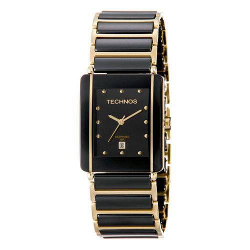 Relógio Technos Feminino Elegance Ceramic/Sapphire Analógico GN10AAPAI/4P