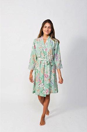 Robe Curto Alfazema