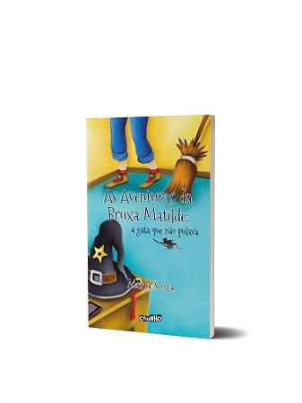 As Aventuras da Bruxa Matilde: A Gata que não pulava