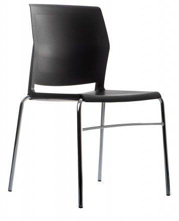 Cadeira fixa modelo Sharp