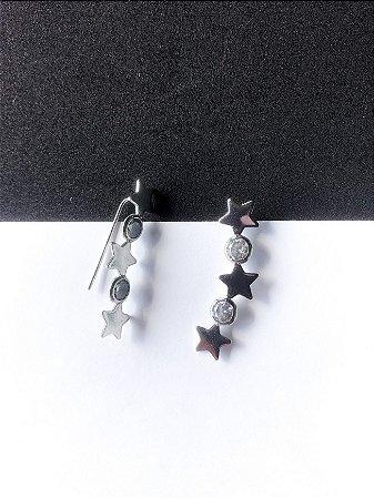 Ear cuff estrela