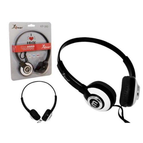 Fone De Ouvido P/ Celular Rádio Mp3 Headfone Mex Style 521