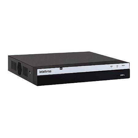 NVD Gravador Digital de Video em Rede NVD 3108 P - Intelbras