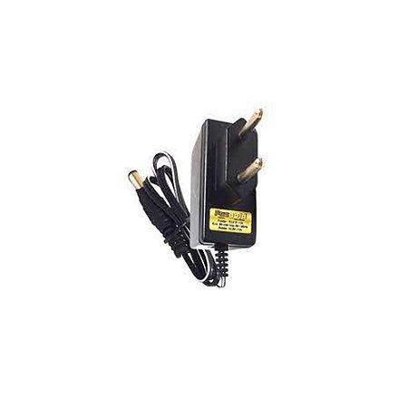 Fonte Chaveada CFTV 12.6 Volts 1,0A Bivolt Mini Plug FS-567 - Fasgold