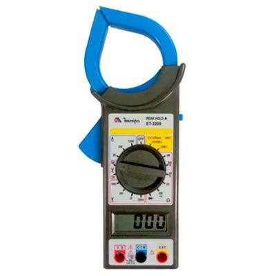 Alicate Amperímetro Digital 50mm - MINIPA-ET-3200