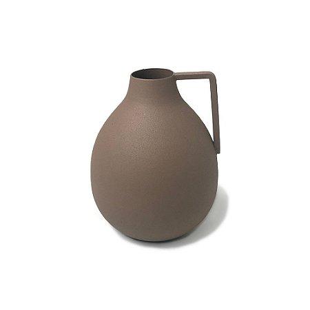 Vaso Fricotinho Canela em Alumínio