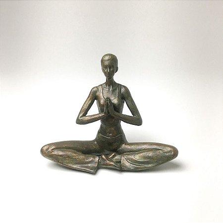 Escultura Yoga