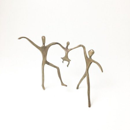Escultura Passeio