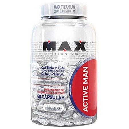 Active Man 60cps - Maxtitanium