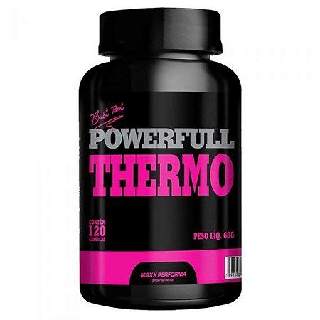 PowerFull Thermo 120cps - Maxx Performa
