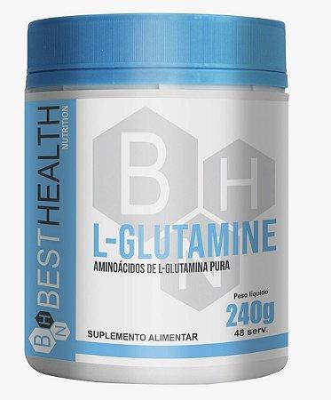 L-Glutamine 240g - Best Health Nutrition