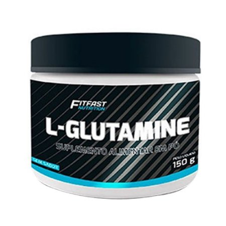 L-Glutamine 150g - FitFast Nutrition