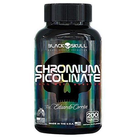 Chromium Picolinate 200cps - Black Skull