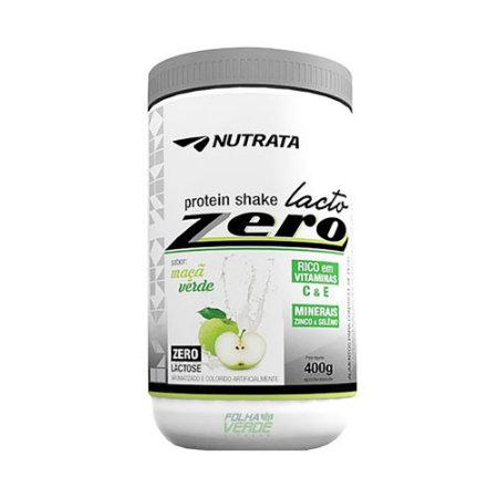 Shake Lacto Zero 400g - Nutrata Nutrition