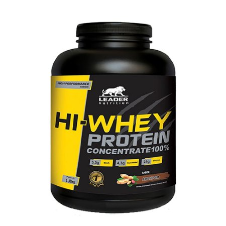 Hi-Whey Protein Concentrate 100% 1800g - Leader Nutrition