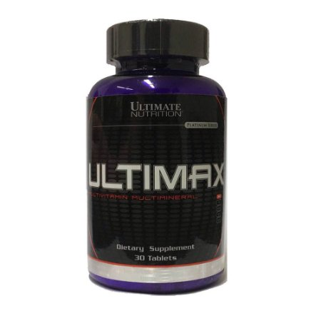 Ultimax 30cps - Ultimate Nutrition