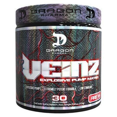 Mr Veinz 30 Doses -  Dragon Pharma