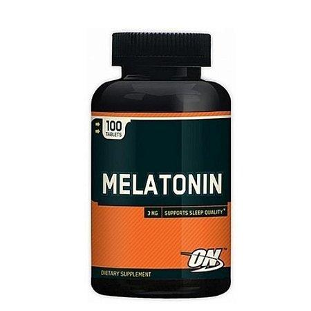 Melatonin 3mg 100cps - Optimum Nutrition