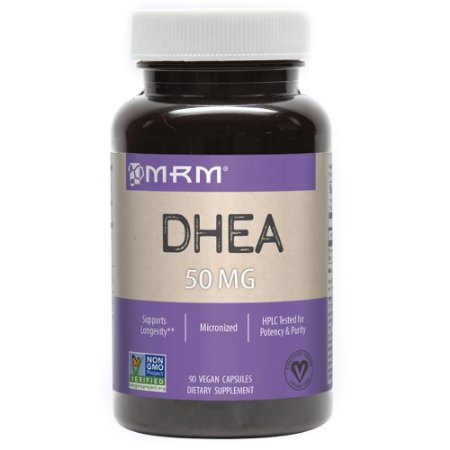 Dhea 50mg 90cps - Mrm