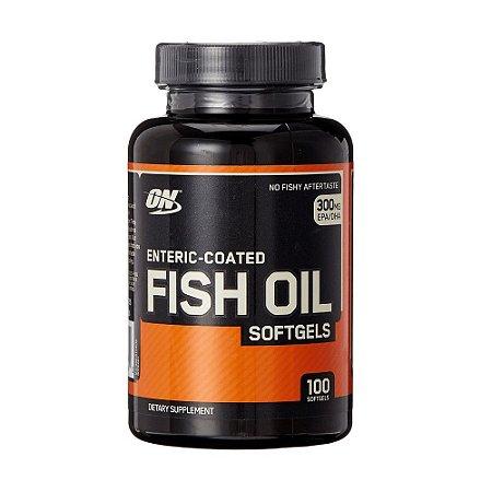 Fish Oil 100cps - Optimum Nutrition