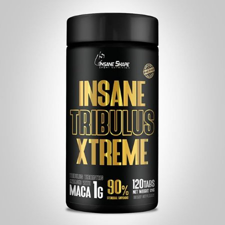 Tribulus Xtreme 1G 120cps - Insane Shape