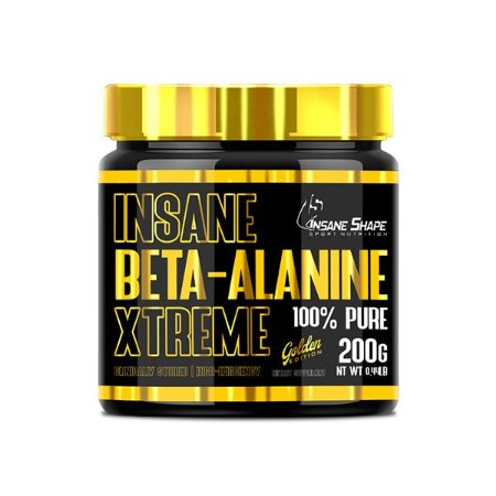 Beta-Alanine Extreme 200g - Insane Shape