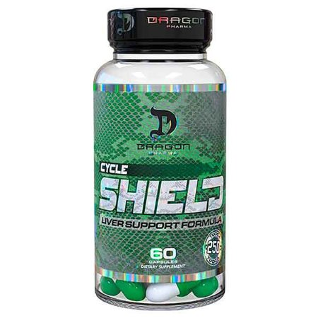 Cycle Shield 60cps - Dragon Pharma