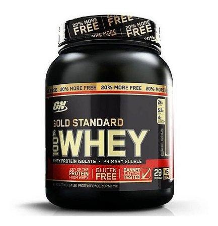 100% Whey Gold Standard 1090g - Optimum Nutrition