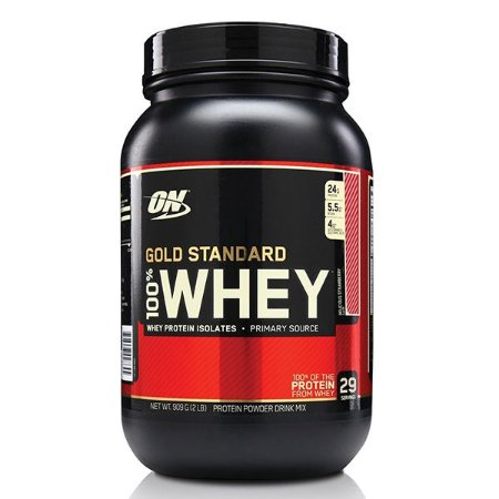 100% Whey Gold Standart 907g -  Optimum Nutrition