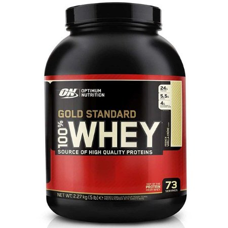 100% Whey Gold Standard 2270g - Optimum Nutrition