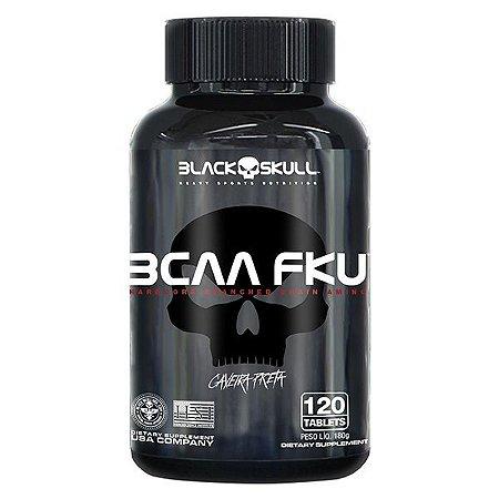 Bcaa FKU 120cps - Black Skull