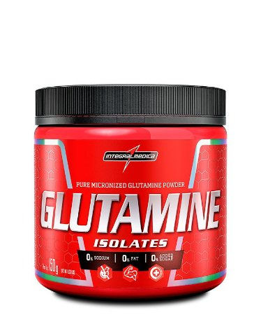 Bs Glutamine Isolates 150g - Integral Medica