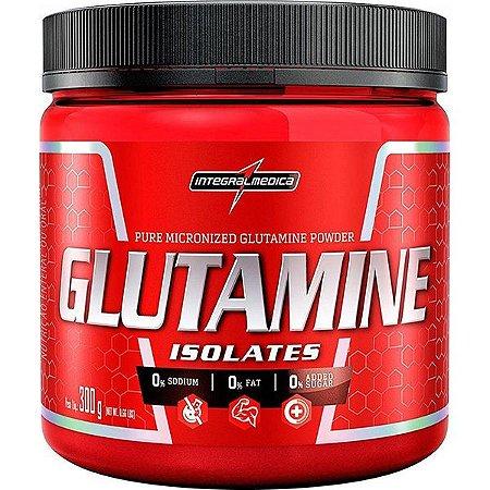 Bs Glutamine Isolates 300g - Integral Medica