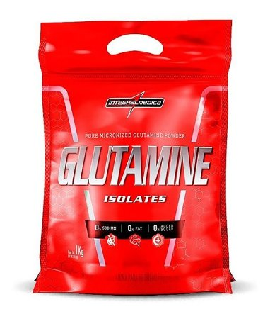 Bs Glutamine Isolates 1kg - Integral Medica
