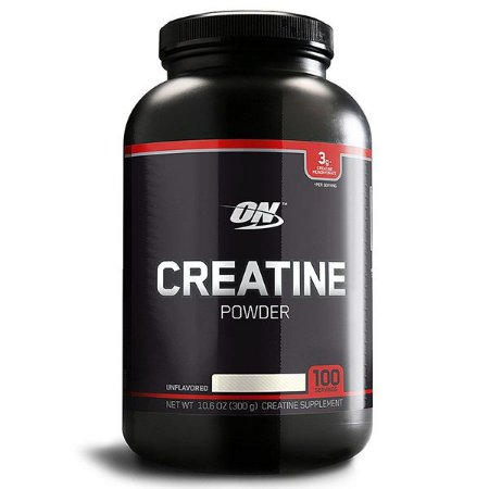 Creatine Powder 300g Black Line - Optimum Nutrition