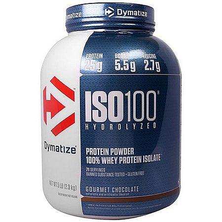 Iso-100 Hydrolized 2300g - Dymatize Nutrition