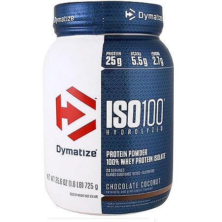 Iso-100 Hydrolized 725g - Dymatize Nutrition