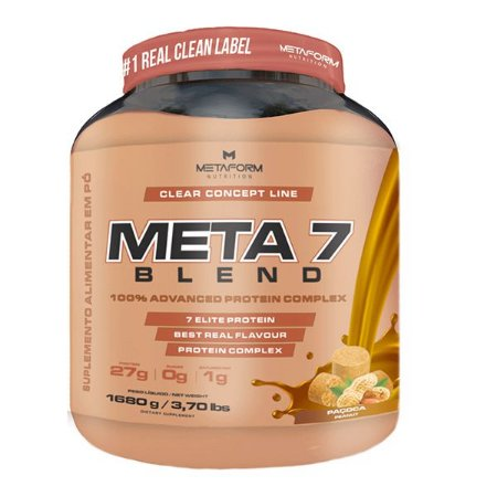 Meta 7 Blend 1680g - Metaform Nutrition
