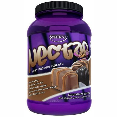 Nectar Whey Protein Isolate 900g - Syntrax