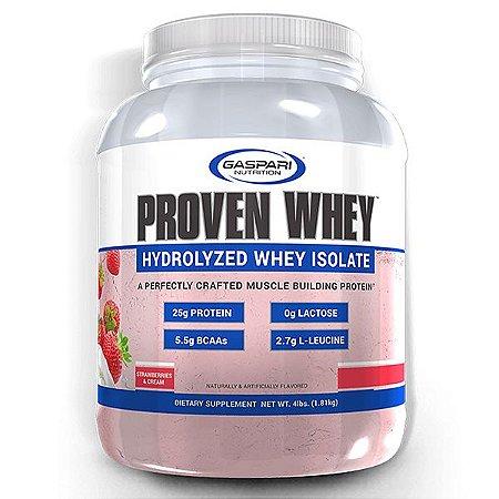 Proven Whey 1810g - Gaspari Nutrition